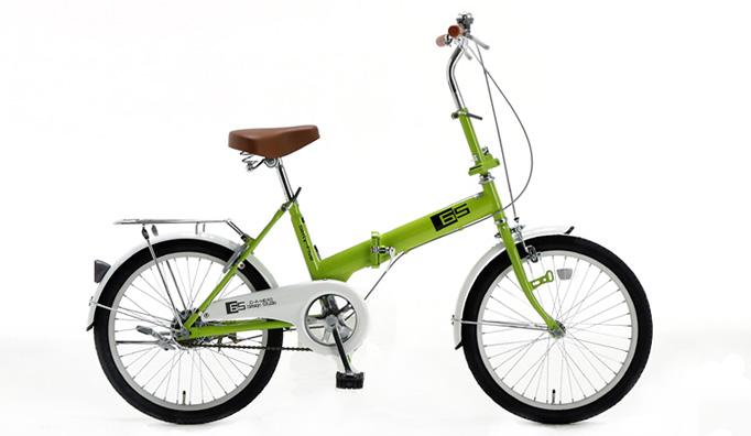 小径・折りたたみ自転車