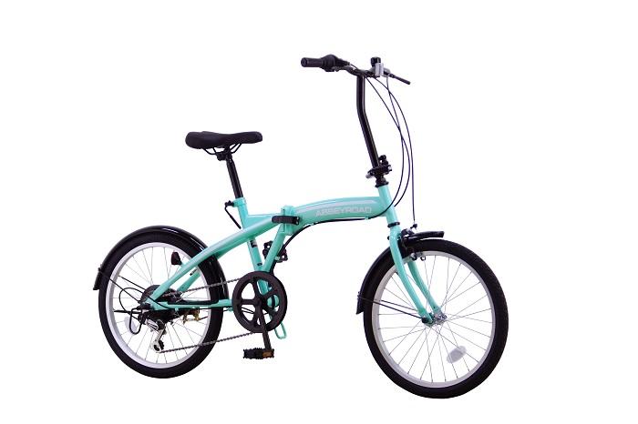 小径・折りたたみ自転車 ARSFD206B