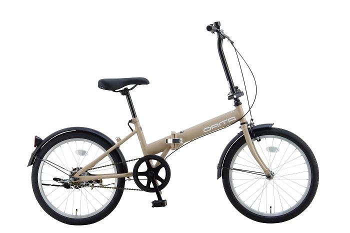 小径・折りたたみ自転車 OTS20A