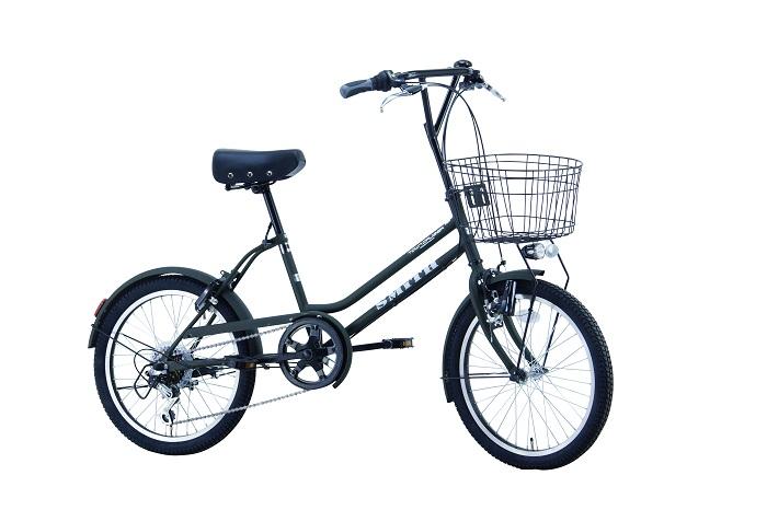 小径・折りたたみ自転車 BE206R