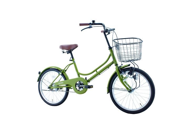 小径・折りたたみ自転車 MCL20