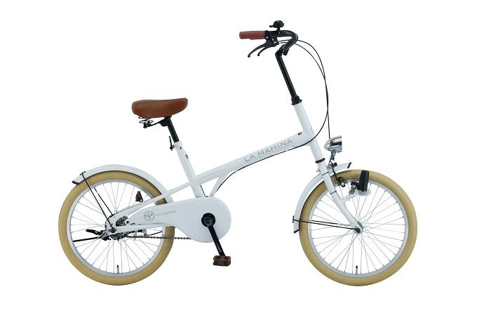 小径・折りたたみ自転車 MAHINA20