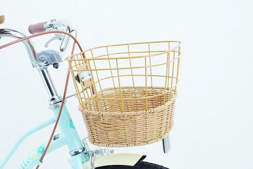 手編み籐風バスケット