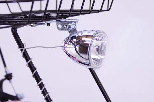 おしゃれで砲弾型LEDライト