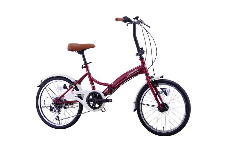 小径・折りたたみ自転車 SAC206HD